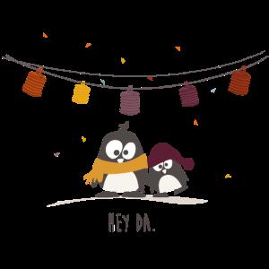 Pinguine Oscar & Ole