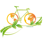 Vélo mapemonde