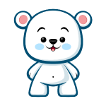 Polar Bear Boy - Kawaii