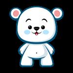 Polar Bear Boy - Kawaii