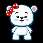Polar Bear Girl - Kawaii