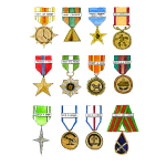 Army Medals Satire