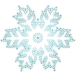 Schneestern, Weihnachten
