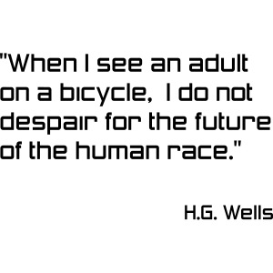 HGWells quote 2