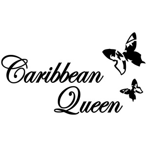 Caribbean Queen Butterfly Tops