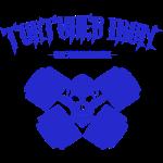 checekerd skull blue.png