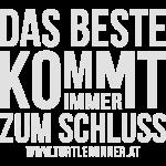 SPRUCH Das Beste...