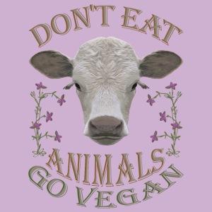 DON'T EAT ANIMALS