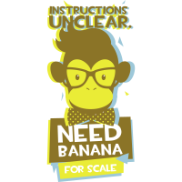 Affe: Need Banana for scale