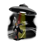 Germanizing UFO Abduction