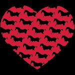 Pferde Herz