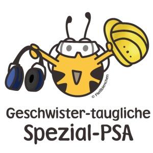 Geschwister taugliche Spezial PSA