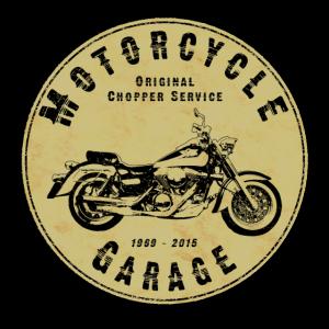 Motorcycle Garage (black)   Dragefyr