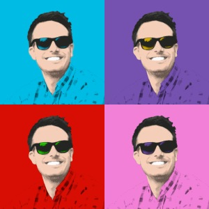 Pop art multi color jpg