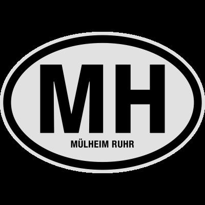 MH Mülheim Ruhr - MH Mülheim Ruhr. Lustiges T-Shirt @shirtrecycler. Auto Kennzeichen, Deutschland, KFZ-Kennzeichen, Kennzeichen, Kreis, MH, Mülheim Ruhr, Nordrhein-Westfalen, Nummernschild, Stadt, shirtrecycler, lustig, lustige - Stadt,Nummernschild,Nordrhein-Westfalen,Mülheim Ruhr,MH,Kreis,Kennzeichen,KFZ-Kennzeichen,Deutschland,Auto Kennzeichen