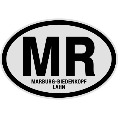 MR Marburg-Biedenkopf Lahn - Finde bei Shirtrecycler Dein Geschenk mit heißen Sprüchen und tollen Aufdrucken. Nutze lustige Sprüche und geile Motive für coole Outfits - für Urlaub, Party und JGA. Gestalte Dein T-Shirt und feier. - Stadt,Nummernschild,Marburg-Biedenkopf Lahn,MR,Kreis,Kennzeichen,KFZ-Kennzeichen,Hessen,Deutschland,Auto Kennzeichen