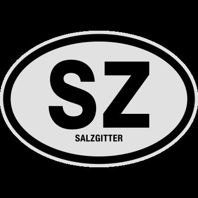 SZ Salzgitter - SZ Salzgitter. Lustiges T-Shirt @shirtrecycler. Auto Kennzeichen, Deutschland, KFZ-Kennzeichen, Kennzeichen, Kreis, Niedersachsen, Nummernschild, SZ, Salzgitter, Stadt, shirtrecycler, lustig, lustige - Stadt,Salzgitter,SZ,Nummernschild,Niedersachsen,Kreis,Kennzeichen,KFZ-Kennzeichen,Deutschland,Auto Kennzeichen