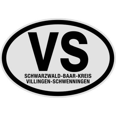 VS Schwarzwald-Baar-Kreis Villingen-Schwenningen - VS Schwarzwald-Baar-Kreis Villingen-Schwenningen. Lustiges T-Shirt von shirtrecycler. Fun, toll, geil, heiß, JGA, Karneval, Liebe, sexy, süß, niedlich, cool, Bestseller, Geburtstag, Fasching, Hochzeit, Spass, Sprüche, Party, Urlaub, Schule, Reise, Ferien, versaut, verrückt, lustige Motive - VS,Stadt,Schwarzwald-Baar-Kreis Villingen-Schwenningen,Nummernschild,Kreis,Kennzeichen,KFZ-Kennzeichen,Deutschland,Baden-Württemberg,Auto Kennzeichen