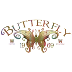 Butterfly Logo Color