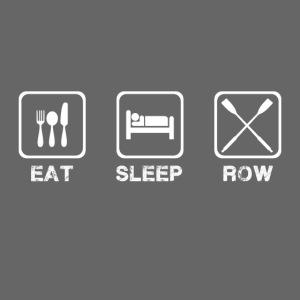 St Ayles Skiff - Eat Sleep Row