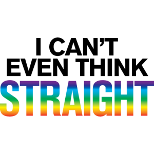 I Can't Think Straight – Gay Pride