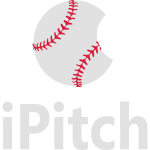 "Baseball Logo ""iPitch"""