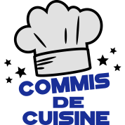 Tablier commis de cuisine spreadshirt for Salaire net commis de cuisine