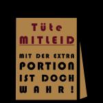 Tüte Mitleid v2 - Mit der extra Portion ist doch..