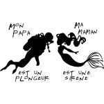 papaplongeur
