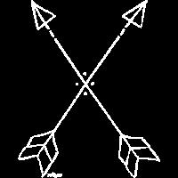 arrows white