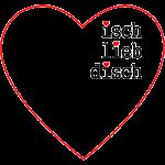 isch-lieb-disch-Herz