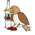 Schnaps Drossel