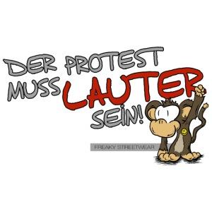 Protest-Äffchen1