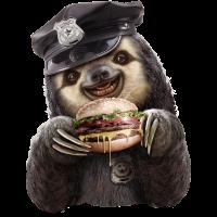 Burger Polizei