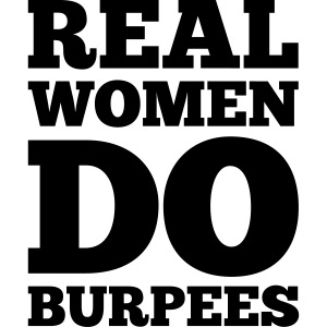 Real Woman Do Burpees