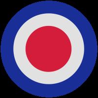 Runde Flagge