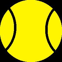 Tennisball-Logo