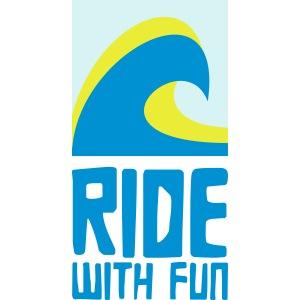Ride with fun - Logo