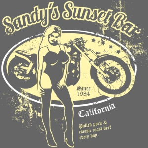 Sandy´s Sunset Bar California