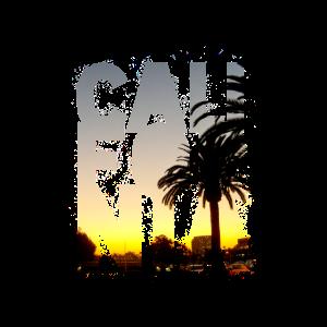 Kalifornien - California