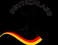 Fan-Shirt: fussball deutschland player
