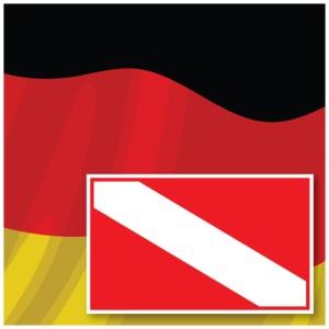 Tauchrevier Deutschland Logo