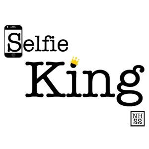 SelfieKingFinalBlack png