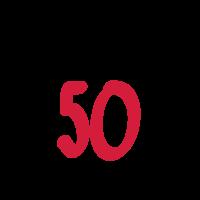 happy50