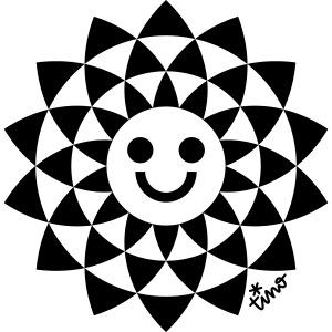 Sun Flower Radial