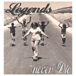 Longboard Legends never Die - The Logan Family