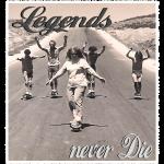 Longboard Legends never Die - The Logan Family