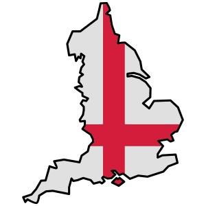 England & Flag