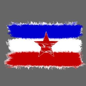 Jugo Flagge 1 Handy png