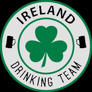 Ireland Drinking Team